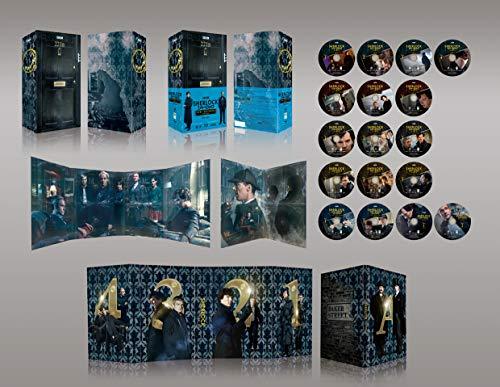 SHERLOCK/シャーロック ベイカー・ストリート 221B エディション [Blu-ray]