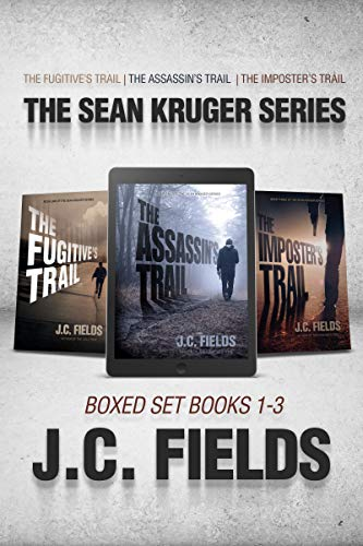 The Sean Kruger Series Boxed Set by J.C. Fields ebook deal