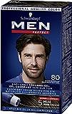 Men Perfect Schwarzkopf 80 Haartönung Natur schwarzbraun, hochwertige Haarfarbe gegen graue Haare...