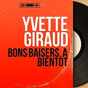 Bons baisers, à bientôt (feat. Marc Herrand et son orchestre) [Mono Version]