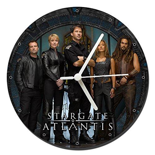 MasTazas Stargate Atlantis Wanduhren Wall Clock 20cm