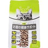 ペットライブラリー ピュアボウル 成猫用 お腹の健康サポート (500g) キャットフード ドライ