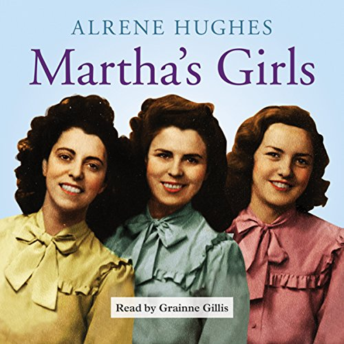 Martha's Girls audiobook cover art