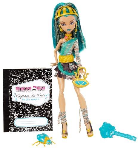 Mattel X4632 - Monster High Nefera, Puppe