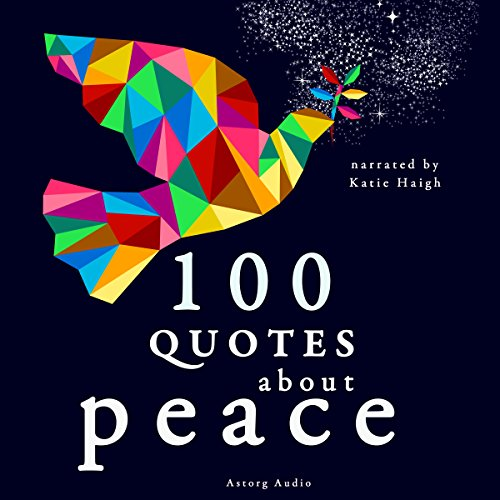 100 Quotes about Peace cover art