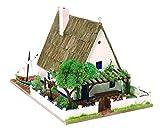 DOMUS Kits Domus kits40960Maßstab 1: 152,4cm arquitectura ALBUFERA Häuser Modell -