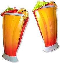 O2COOL Caribbean Cocktail Boca Towel Clip, 1-Pack
