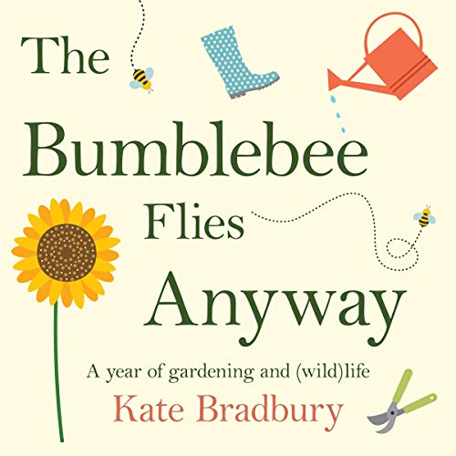 The Bumblebee Flies Anyway audiobook cover art