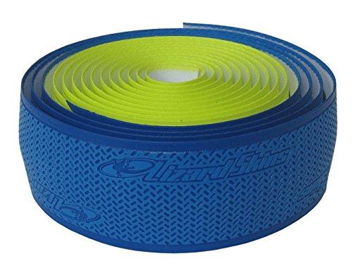 Lizard Skins li9911. Con Unisex Adult Bicycle Handlebar Tape, Cobalt Blue/Neon, 2.5mm