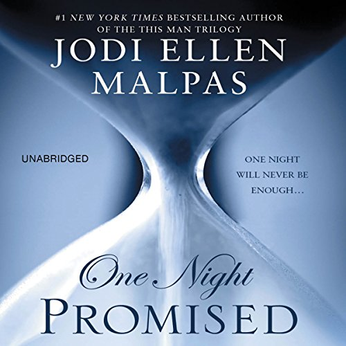 One Night: Promised audiobook cover art