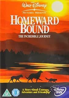 Homeward Bound: The Incredible Journey [Region 2] by Michael J. Fox