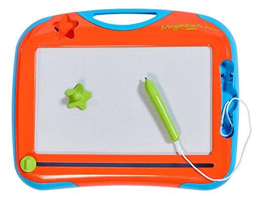 AquaDoodle E72741 Painting Board, Multicoloured, Mini Megasketcher