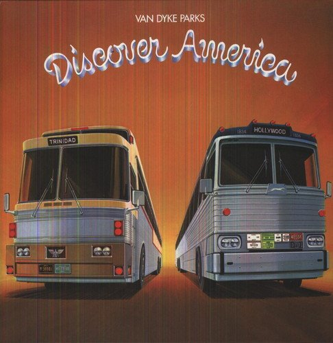 Discover America (Vinyl Lp+CD) [Vinyl LP]
