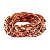 OliYin 32 Füße 22AWG 60cores Twisted Servo führen Servo erweitertes Kabel verdrillten Draht für JR Servo Extension -