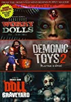 Deadly Dolls Bonus: When Puppets & Dolls Attack! [DVD]