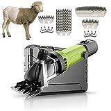 HAIT Elektrische Schafschere 950W Ziegenschere Clipper Trimmer Wolle Scher Schaf Ziegen Clipper Tierhaar Schermaschine Trimmer Werkzeug