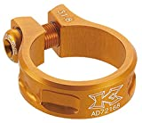 KCNC MTB Road SC11 Bolted Seat Clamp 31.8 Gold by KCNC