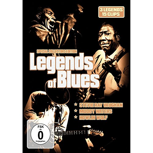 Various Artists-Legends of Blues (Muddy Waters/Howlin Wolf/Stevie Ray Vaughan Live)