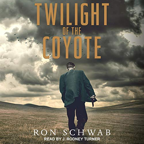 Twilight of the Coyote audiobook cover art