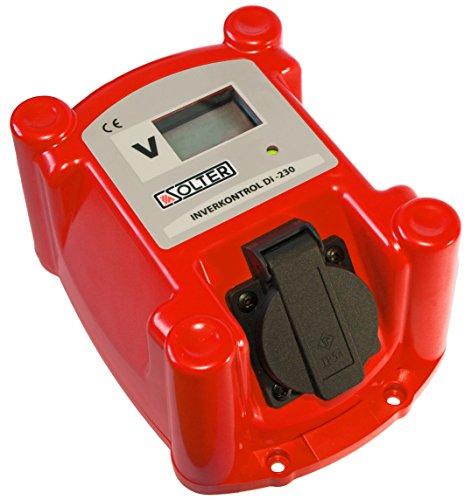 SOLTER - Inverkontrol DI 230 Protector Voltaje conectar