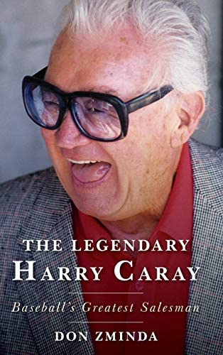 The Legendary Harry Caray Baseball s Greatest Salesman product image
