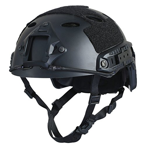 HYOUT U.S. Military Tactical Fast Helmet Airsoft Helmets for Paintball Outdoor Sports Hunting Shooting