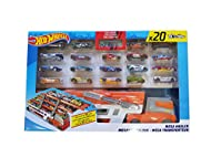 Easy and fun to load and haul your hot wheels vehicles