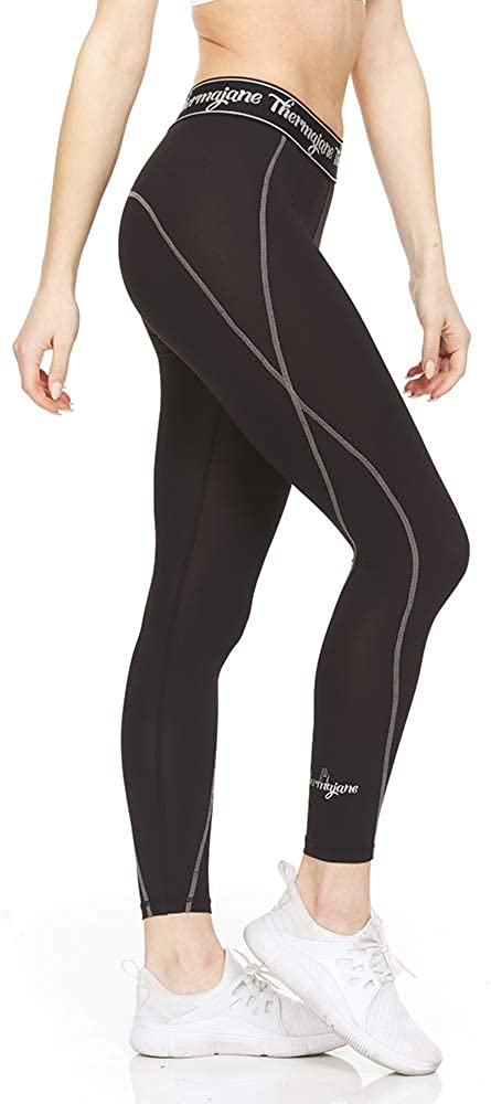 Thermajane Women's Compression Milwaukee Mall Pants Legging Athletic - Tights Recommended