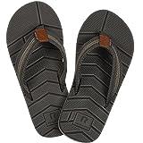 Ranberone Hombres Moda Chanclas Sandalias Ligeras Zapatillas de Playa Antideslizantes Casuales Zapatos para Caminar