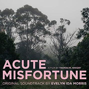 Acute Misfortune (Original Movie Soundtrack)