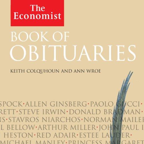 Book of Obituaries cover art