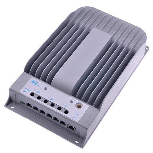 EPEVER 40A MPPT Solar Charge Controller 150V PV Input 12V 24V auto...