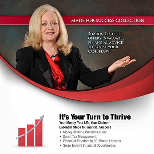 It's Your Turn to Thrive audiobook cover art