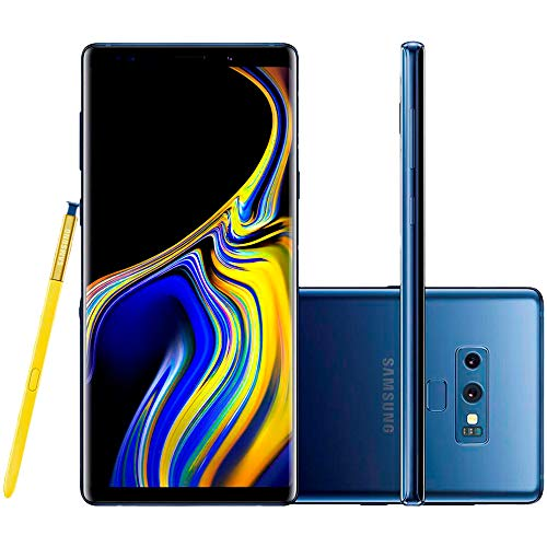 Smartphone, Samsung, Galaxy Note 9 SM-N9600ZBJZTO, 128 GB, 6.4'', Azul