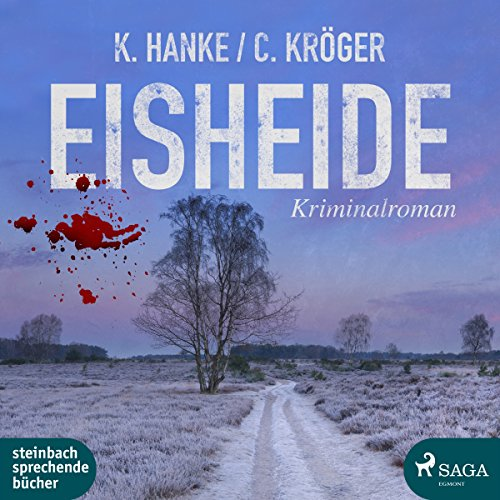 Eisheide audiobook cover art