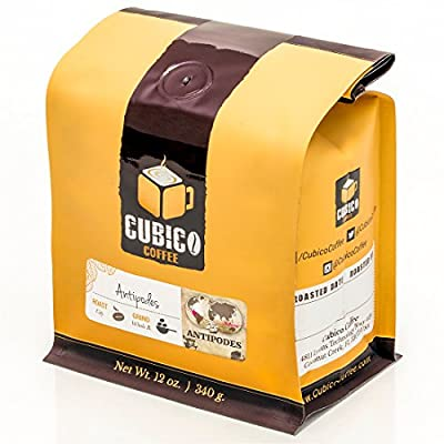Cubico Coffees - WHOLE BEAN - by Cubico Coffee