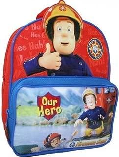 fireman sam school bag