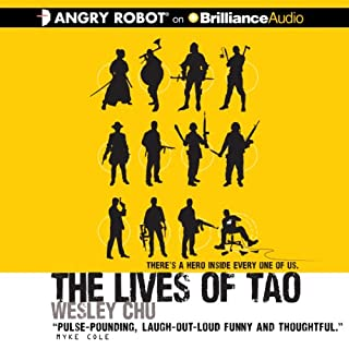 The Lives of Tao audiobook cover art