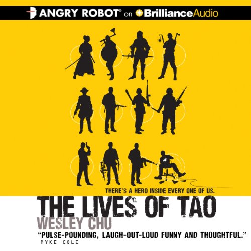 Couverture de The Lives of Tao