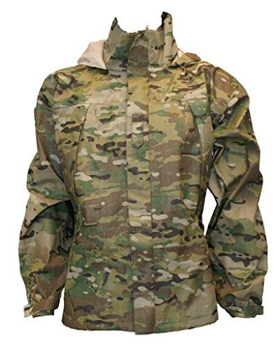 Multicam FR Extreme Wet/Cold Jacket & Pants Set FR ECWCS L6 (NON Military Issue) (Medium)