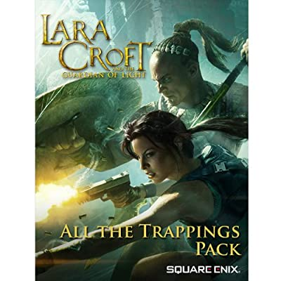 Lara Croft GoL: All the Trappings - Challenge Pack 1 [Download] from Square-Enix