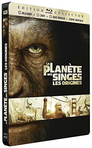 La Planète des Singes : Les origines [Francia] [Blu-ray]