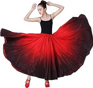 LOLANTA Spanischer Tanzrock Ballsaal Kostüm für Damen Spanish Bull Performance Dance Dress