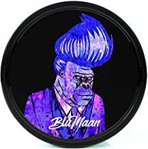 BluMaan Fifth Sample Pomade | Gel, Putty | High Hold, Low Shine Finish Hair Styling Mask | For All Types Of Hair Including Thick, Curly Hair | Water Base And Easy To Wash Out | 3.7 oz (109 ml)