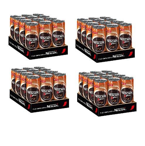 48 Dosen Nescafe Xpress Typ Cappucino a 250ml pfandfrei Milchgetränk