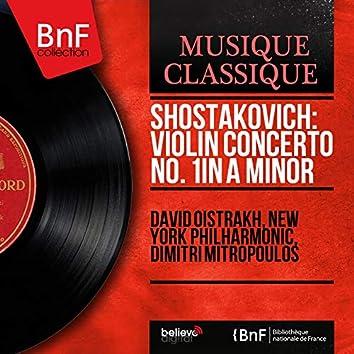 Shostakovich: Violin Concerto No. 1 in A Minor (Mono Version)