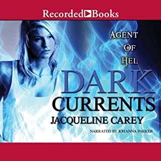 Agent of Hel audiobook cover art