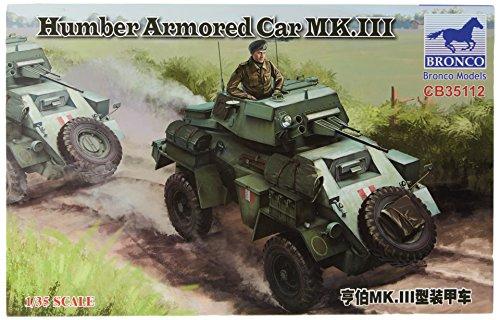 Unbekannt Bronco Models cb35112 Maqueta de Humber Armored