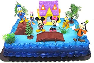 Astounding Best Mickey Mouse Clubhouse Cake Topper In 2020 The Comprehensive Birthday Cards Printable Trancafe Filternl