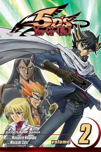 YU-GI-OH 5DS GN VOL 02 (C: 1-0-1)
